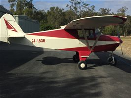 1961 Piper Colt Aircraft