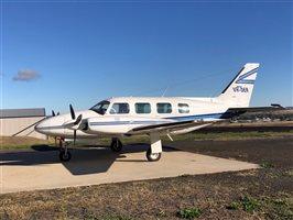 1979 Piper Navajo C Aircraft