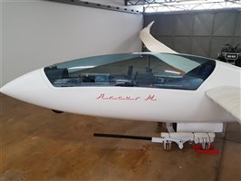 2016 Schempp-Hirth Arcus M Self Launching Glider Aircraft