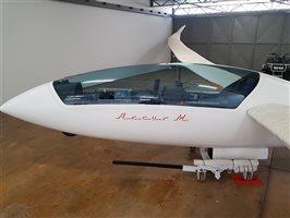 2016 Schempp-Hirth Arcus M Self Launching Glider Aircraft