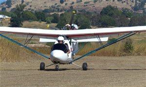 2008 Quicksliver GT 400 Aircraft