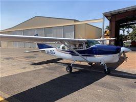1967 Cessna 206 Stationair P206B Super Skylane