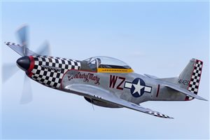 2020 North American TF-51D Mustang