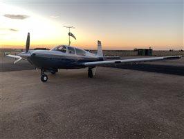 1998 Mooney Ovation Aircraft