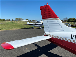 1978 Piper Warrior II Aircraft
