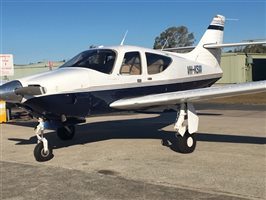 1977 Rockwell Commander 114 Aircraft