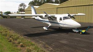2011 Vulcanair P68 C