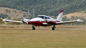 1964 Piper PA-30 Twin Comanche Aircraft