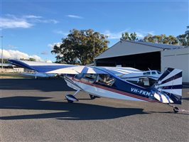 2000 American Champion 8KCAB Super Decathlon Aircraft