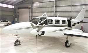 1974 Piper Chieftain PA-31-350