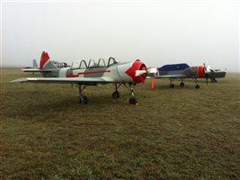 1985 Yakovlev Yak 52 Aircraft