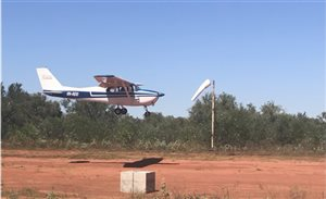 1961 Cessna 172 Aircraft