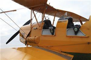 1942 De Havilland Tiger Moth Aircraft
