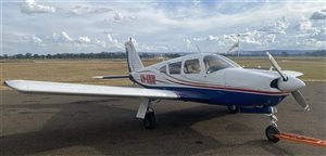 1968 Piper Arrow 180 Aircraft