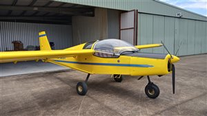 2007 Model is a Wasp by AAK aust aircraft kits