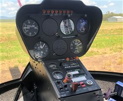 2021 Robinson R44 Raven I OH in 2017
