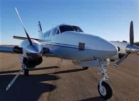 1975 Beechcraft King Air C90 BE9L