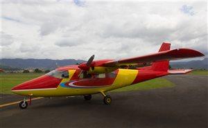 1985 Partenavia P68 Aircraft