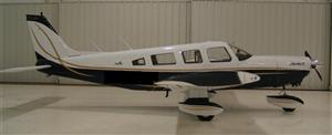 1975 Piper Cherokee 6 Aircraft