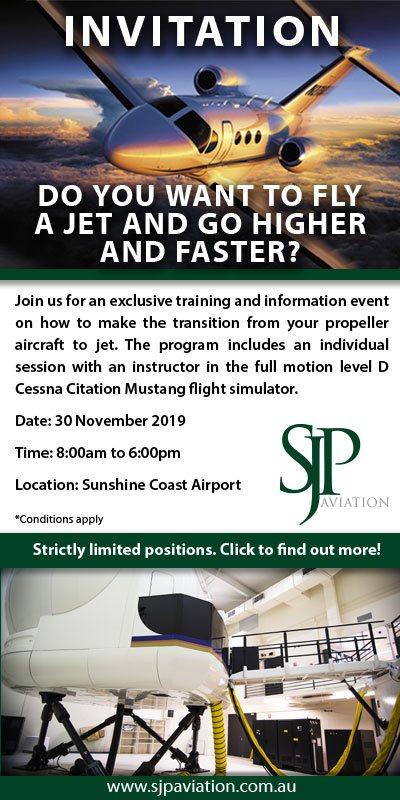 SJP Prop to jet conversion