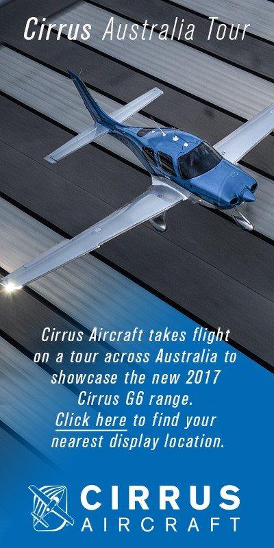 Cirrus Australia 2017 Tour