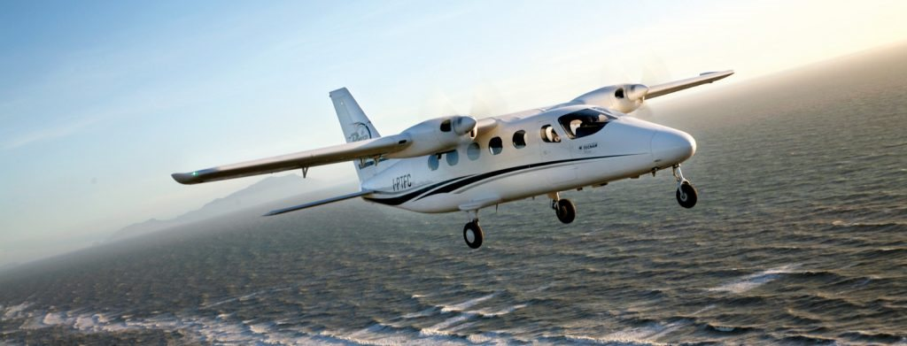 Cape Air firms delivery schedule for first 20 of 100 Tecnam P2012 Traveller aircraft