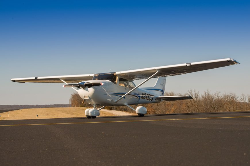 Cessna Skyhawk sees increased demand in China with orders for 52 aircraft