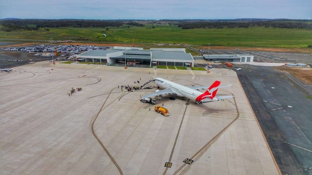 QANTAS Group Pilot Academy To Land In Toowoomba
