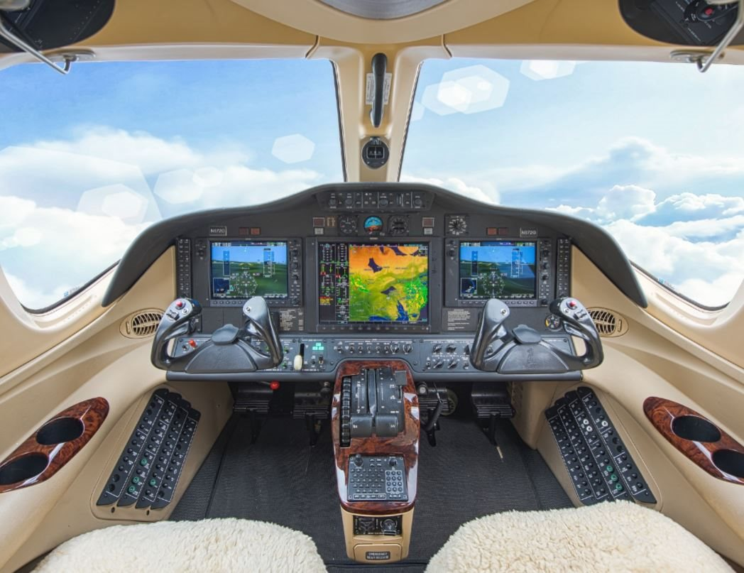Cessna Citation Mustang 510 - Initial Type Rating