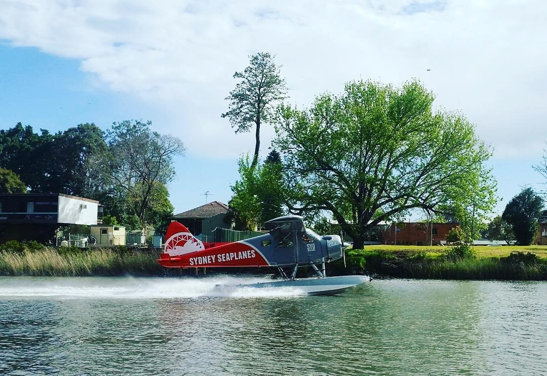 Sydney Seaplanes To Demonstrate Sydney-Canberra Twin Otter Seaplane Service