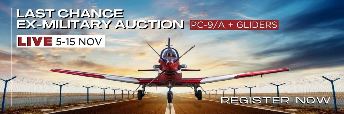LAST CHANCE TO WIN EX-MILITARY AIRCRAFT FROM TWO ROYAL AUSTRALIAN AIR FORCE FLEETS