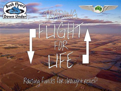 Trading Flight For Life